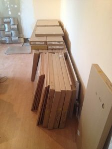 Ikea Pax Wardrobe Assembly Brighton & Hove Sussex by Flat Pack Dan