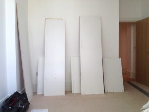 Furniture disassembly & reassembly Brighton & Hove, Sussex