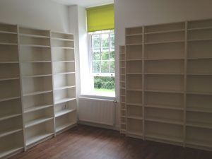 Ikea Billy Bookcase assembly & Installation Brighton & Hove Sussex by Flat Pack Dan
