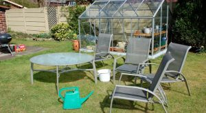 garden furniture assembly Sussex by Flat Pack Dan