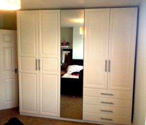 IKEA Pax installation Horsham by Flat Pack Dan