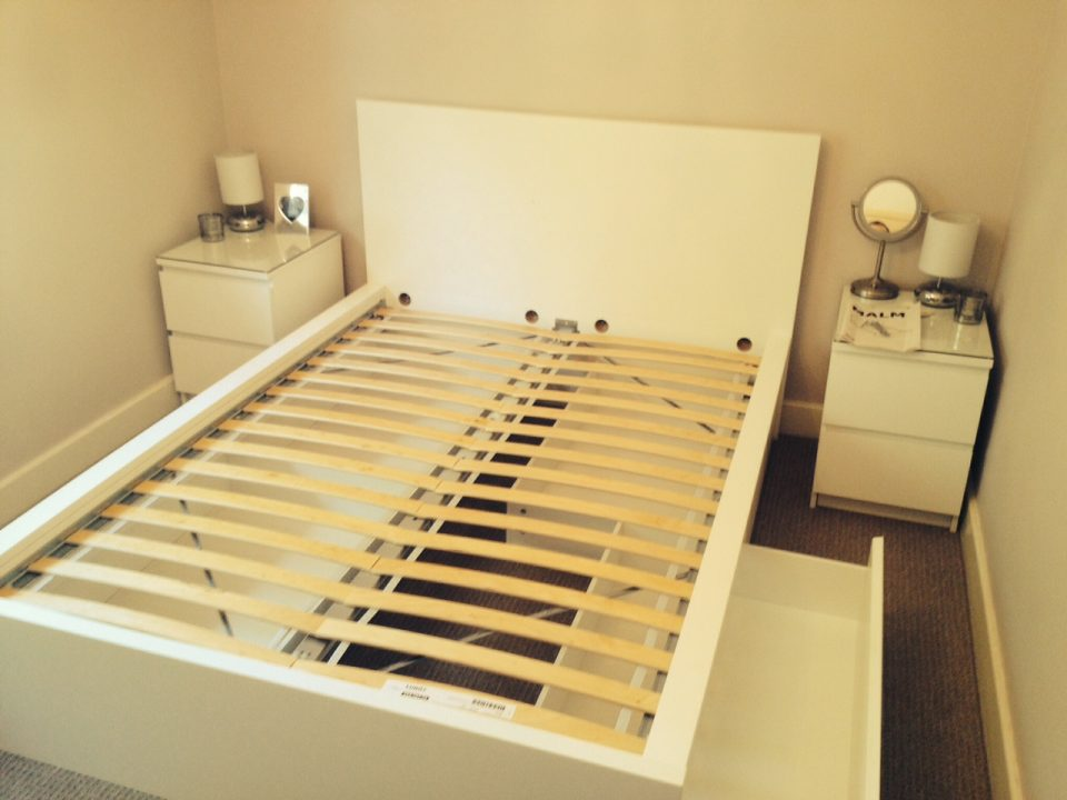 Ikea Malm bed assembly by Flat Pack Dan