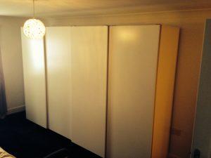 Ikea Pax wardrobe assembly by Flat Pack Dan