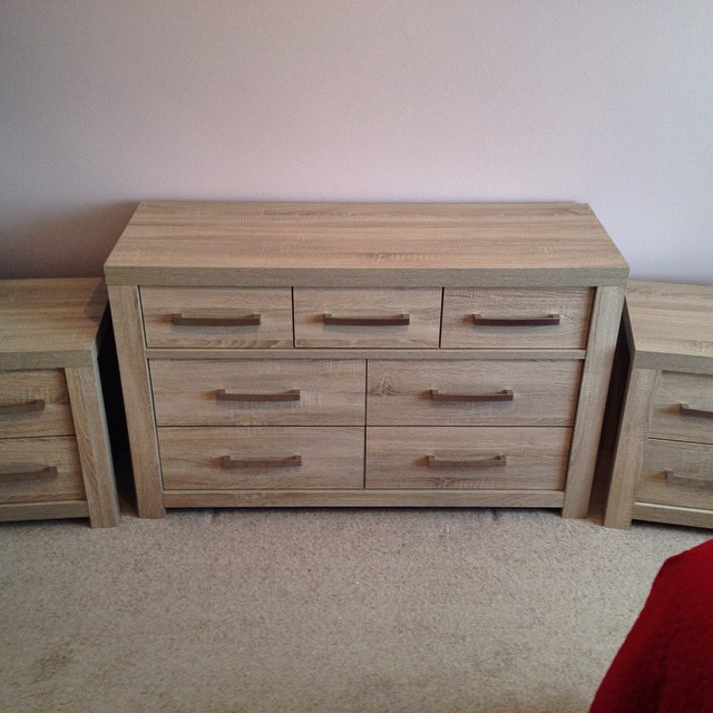 #next wide chest of drawers assembly for a customer in Saltdean, #brighton