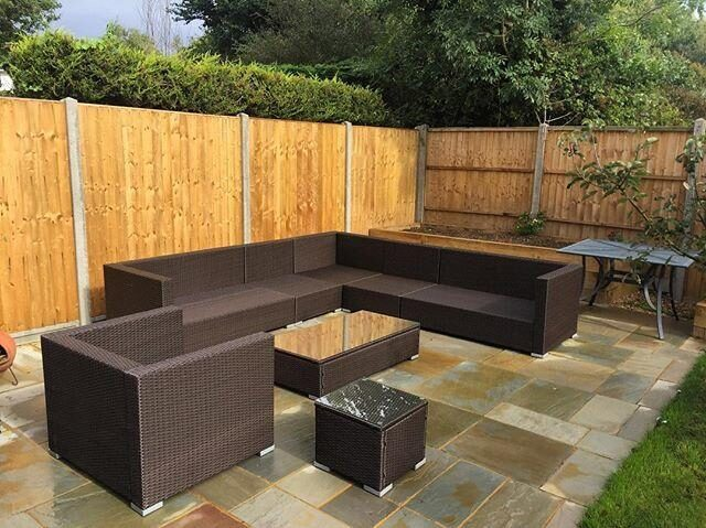 Garden & outdoor furniture assembly service Sussex