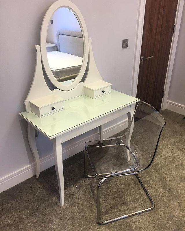 Ikea Hemnes Dressing Table Assembly Brighton Flat