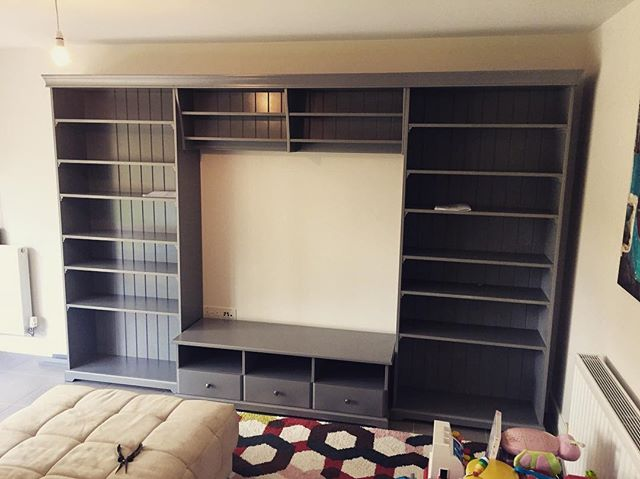 Ikea Liatorp Bookcase Assembly Horsham Flat Pack Dan