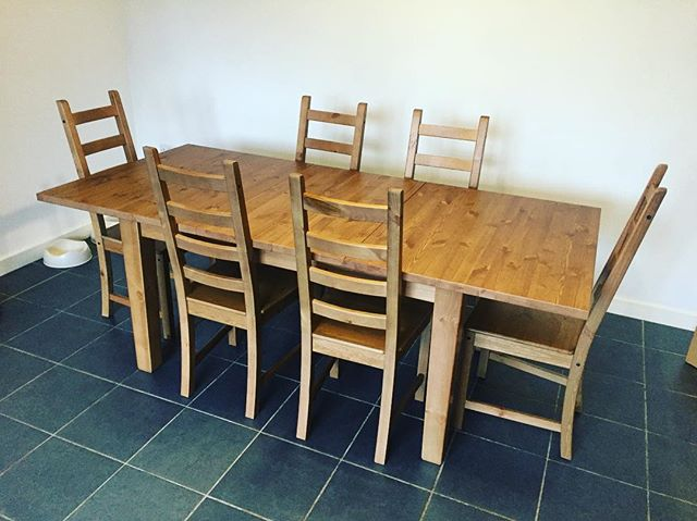 Ikea Storn 228 S Dining Table Assembly Brighton Sussex