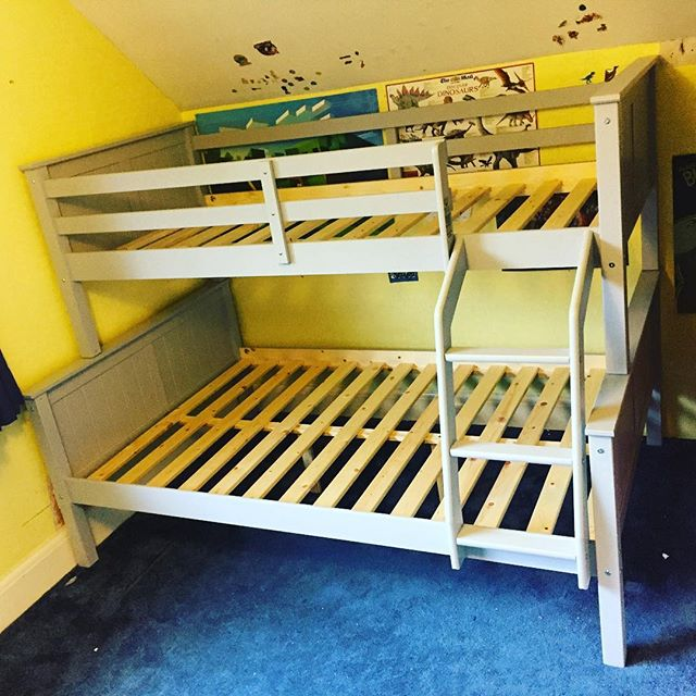 novara-trio-triple-bunk-bed-assembly-Southwick-westsussex