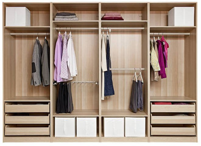 IKEA PAX wardrobe assembly sussex